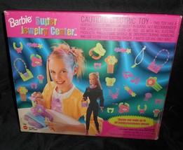 Vintage 1999 Barbie Super Jewelry Center 100% Complete Design Shoes Purses 22901 - $73.87