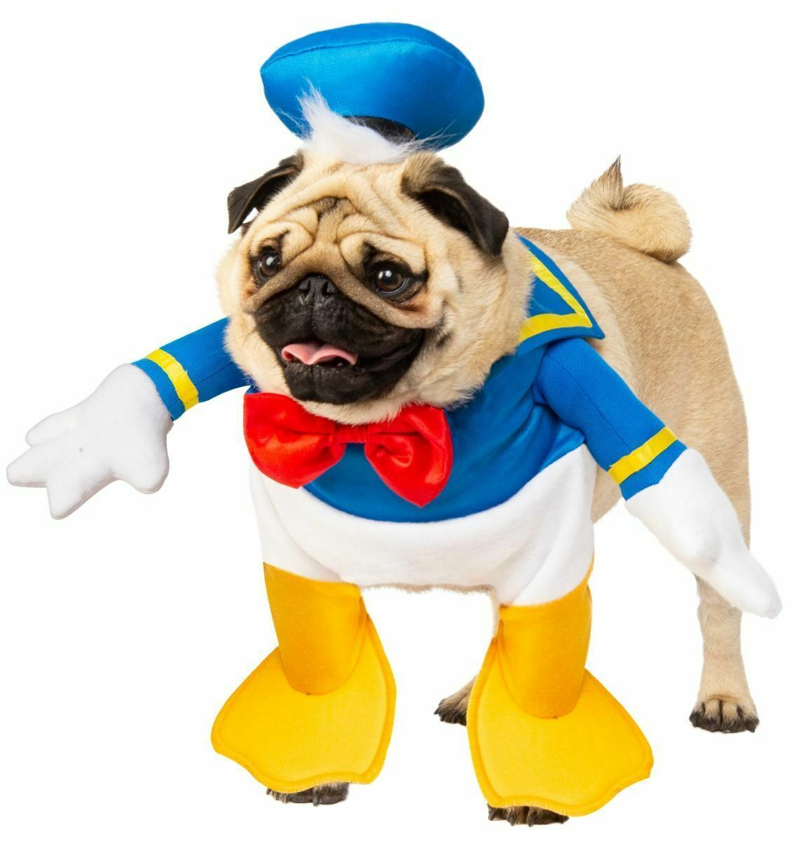 Rubies Disney Donald Duck Mickey Cartoons Dogs Pets Halloween Costume 200165 image 1