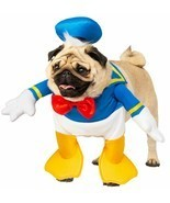 Rubies Disney Donald Duck Mickey Cartoons Dogs Pets Halloween Costume 20... - £15.42 GBP+