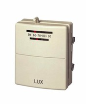 Lux Products T101143SA Mechanical Heating and Cooling Thermostat - $17.71
