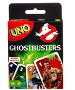 UNO Ghostbusters Card Game FAST FREE SHIPPING!!! Based on the movie! - $14.97