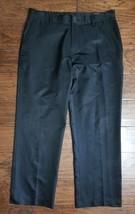 Mens Adidas Black Climalite Pants Sz 32 Inseam 28 Euc - $19.79