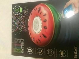 Inflatable Floating Waterproof Bluetooth Speaker, Watermelon Design -Brand New