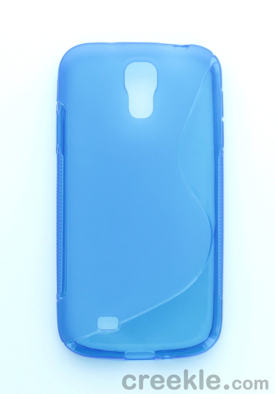 Naztech TPU Protective Cover Case for the Samsung i9500 Galaxy S4 - Blue