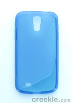Naztech TPU Protective Cover Case for the Samsung i9500 Galaxy S4 - Blue - $3.99