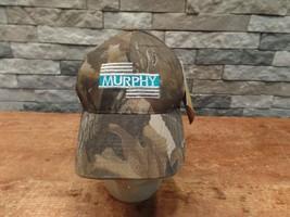 Murphy Realtree Camo Hat Camoflouge Baseball Hat Cap Port Authority New - $5.99