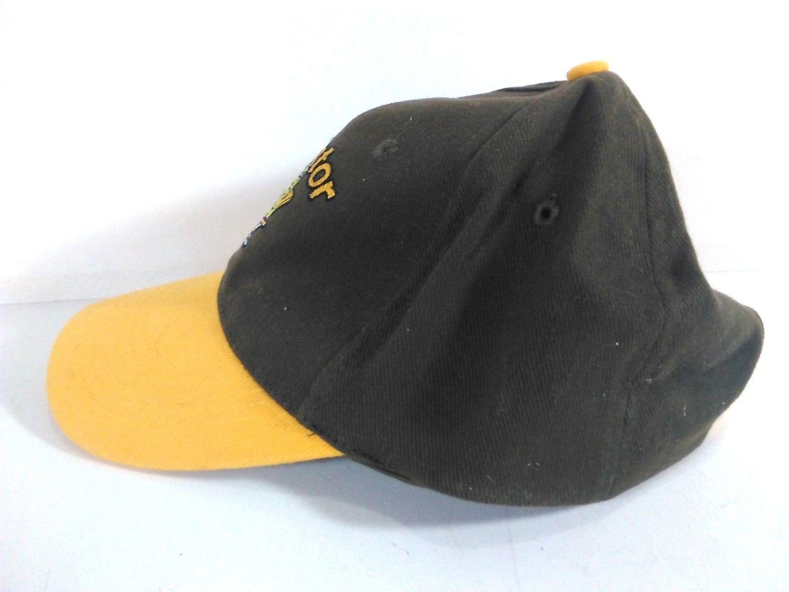 Tailgator Baseball Cap Hat Gators Green Yellow one size fits most
