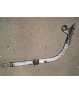 Kawasaki ZX600A 85-87 right lower frame, side frame pipe Rt - $9.65