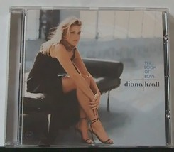 Diana Krall The Look of Love Audio CD - $7.50