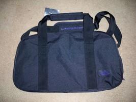 MEN'S GUYS NIKE JORDAN BLACK/PURPLE  DUFFLE OVERNIGHT BAG  GYM NEW $60 - $39.99