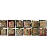 FULL BUNDLE 2013 Sheep Virtues cross stitch charts Little House Needleworks - $61.20
