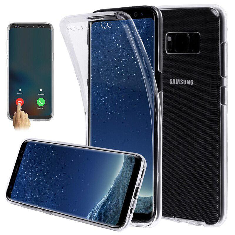 Luxury Soft 360 Full Cover Case for Samsung Galaxy S8 S9 Plus J2Pro J6 J4 Plus A