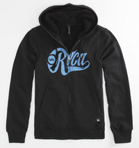 Rvca sherpa lined screen hoodie thumb200