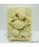 You are buying one pc soap-Natural handmade Scented Rosemary Soap - Iris - $6.68