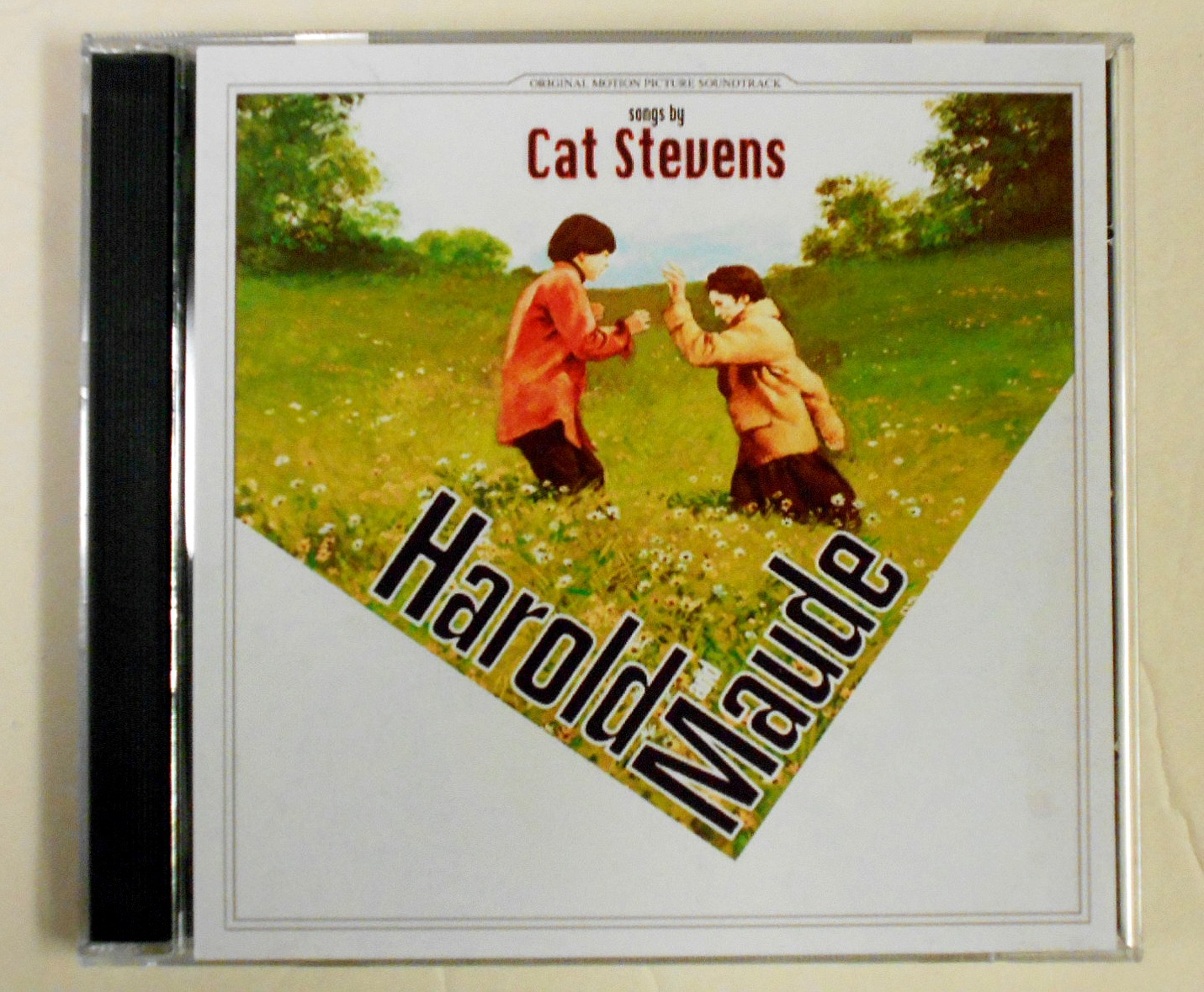 Harold   maude cd cover to post