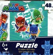 PJ Masks - 48 Pieces Jigsaw Puzzle v6 - $9.89