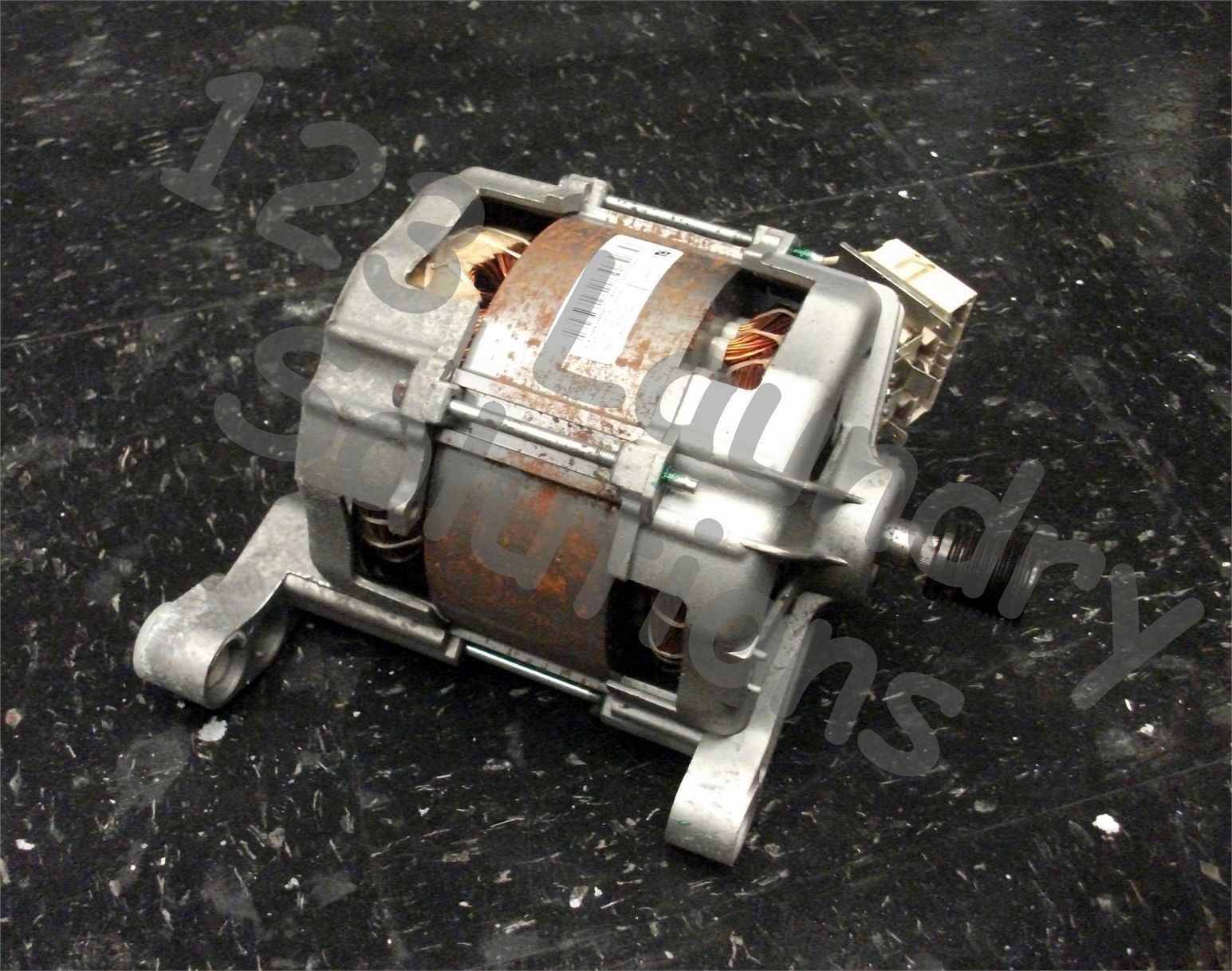 Front Load Washer Drum Motor Maytag Neptune Ap4044351
