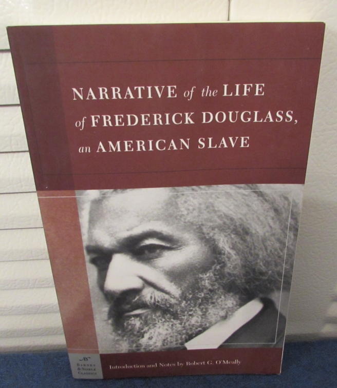 Narrative of the Life of Frederick Douglass, An American Slave - Paperback
