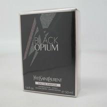 BLACK OPIUM STORM ILLUSION by Yves Saint Laurent 50 ml/1.6 oz EDP Spray NIB - $118.79