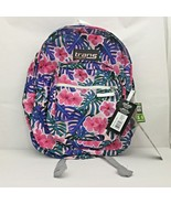 """Trans by JanSport 17"""" Supermax Backpack Monstera Vibes, Floral School Tr... - $14.99"""