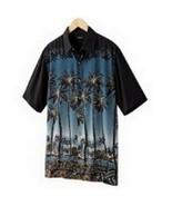 Croft & Barrow Batch Bay Tropical Island Collection Mens Casual Shirt LT... - $19.99