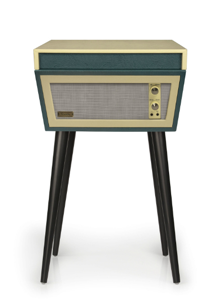 Crosley Sterling Turntable - Green/Cream  CR6231D-GR