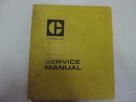 Caterpillar 3145 3150 3160 Industrial Marine Engine Binder Stained Factory Oem - $79.19