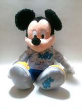 "Mickey Mouse ""2010 Walt Disneyland"" Plush * Disney Theme Park - $28.88"
