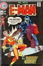 E-Man #3 (1974) *Bronze Age / Charlton Comics* - $3.99