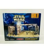 Star Wars Episode 1 Podracer Hangar Bay - $18.70