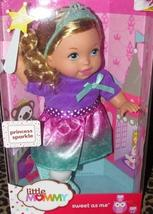 Little Mommy Sweet as Me Princess Sparkle Doll ... - $24.99