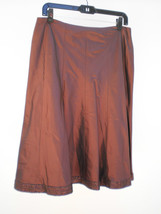 Lovely copper skirt by Carmen Marc Valvo - $96.00
