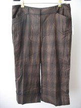 BRAND NEW GAUCHO PANTS BY SAKS FIFTH AVENUE - $120.00