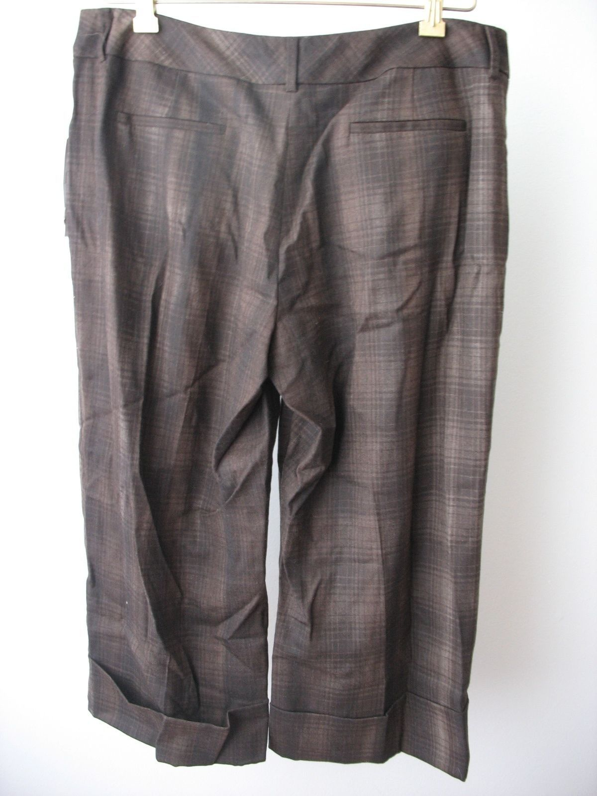 BRAND NEW GAUCHO PANTS BY SAKS FIFTH AVENUE