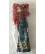 "Disney Pixar Brave Princess Merida Green Gown Jointed Poseable Doll 11"" ... - $27.99"