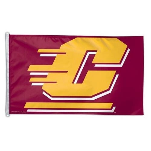 Central Michigan University 2013 3' x 5' NCAA Flag by Wincraft