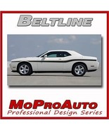BELTLINE Dodge CHALLENGER - Pro Grade 3M Vinyl Graphics Stripes Decals 2... - $88.19