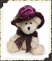"Boyds Bear ""Margo De Bearvore"" #904227- 6"" Plush Bear- 2003- NWT-Retired - $14.99"