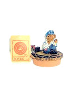 """Boyds Candle Topper""""Casey..Next stop Boydsville"""" Fits yankee candle~#651... - $29.99"""