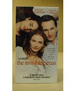 New Line The Invisible Circus VHS Movie  * Plas... - $5.17