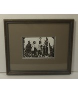 Custom Made Framed Matted Photograph 14in x 12i... - $23.74