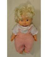 Baby Check-up 61-613fg Vintage Baby Doll in Pin... - $20.89