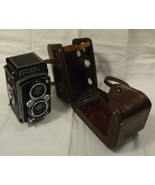 Rolleiflex 1937 Camera with Case 6in x 4in x 4i... - $1,435.44