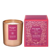Crabtree & Evelyn Red Berry & Fir Home Fragrance Scented Poured Candle 7.1 Ounce - $50.00