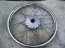 Honda spoke front wheel, ARY 1.20 x 14 - $33.26