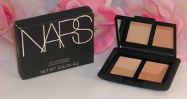 New NARS Concealer Duo #1221 Vanilla / Honey  .14oz / 4 g Full Size Boxed - $21.99