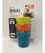 Boon SNUG Lid with Snack Cups, Green - $12.00