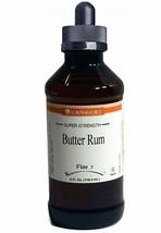 LorAnn Super Strength Butter Rum Flavor, 4 ounce bottle - Includes a Chi... - $21.53