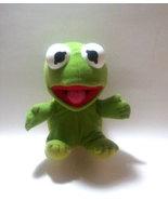 "Muppets ""Baby Kermit"" 1987 Plush * Muppet Babies - $9.88"