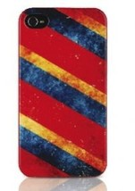 Odoyo Palette Hard Shell Case Cover, Phone 4/4S - Circus, Red Blue, Yellow - $13.99